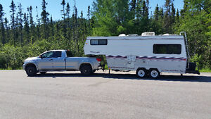 5th Wheel Travelaire Rustler 22ft