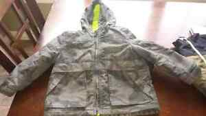 2 Osh kosh 4t Jackets both for 15.00