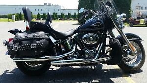 Harley Davidson Heritage Softail Classic 2009 Only 8424 Miles!