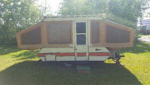 Bonair 850 tent camper trailer