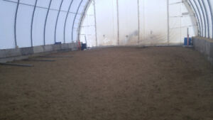 Horse Boarding with Indoor for Winter!