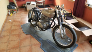 1974 Honda CB360t project, moving sale.