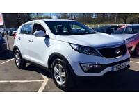 2016 Kia Sportage 1.6 GDi ISG 1 5dr Manual Petrol Estate
