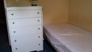 Chambres disponibles