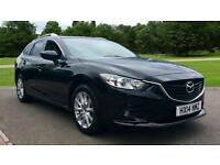 2014 Mazda 6 2.2d SE-L Nav 5dr Manual Diesel Estate