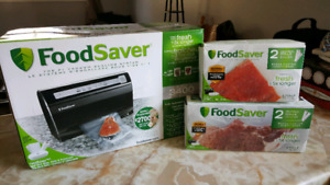 Food Saver System Series 3400- Brand New in Box