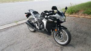 2012 Honda CRB250R ABS