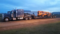 Dispatcher for deck, heavy haul and oilfield transport company