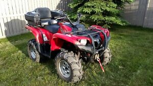 Quad for sale - Yamaha Grizzly 700EPS