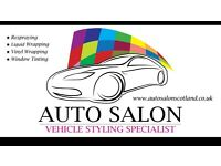 Accident repair, sign writing, van design, Re-Spray, Roof vinyl wrap from ��99