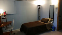 STUDENTS! FURNISHED ROOM FOR RENT IN 2 BEDROOM SUITE!