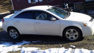 2008 Pontiac G6 ? Sedan