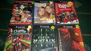 GAME CUBE GAMES.SPIDERMAN-2,bratz,the matrix,and....... London Ontario image 1