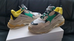 BALENCIAGA TRIPLE S SIZE 44 BRAND NEW IN BOX AUTHENTIC