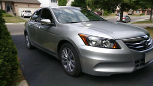Honda Accord EX-L, Immaculate, Navi, Winters on alloys, Carproof