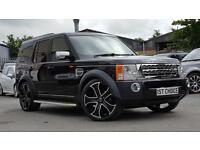 2006 LAND ROVER DISCOVERY 3 TDV6 HSE JAVA BLACK GOOD LOOKING REAL VALUE SHOWN