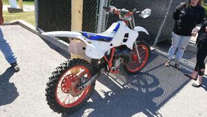 YZ 125 top shape