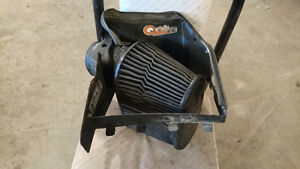 Air raid intake dodge diesel 2003-2007