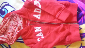 Nwot Canada day sweater
