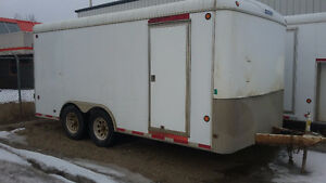 2007 Royal 16ft Cargo Trailer