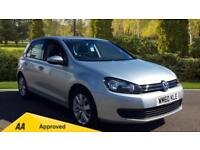 2010 Volkswagen Golf 1.4 TSI Match 5dr Manual Petrol Hatchback
