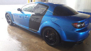 Rx8 for sale 8500 or best offer