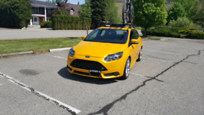 2013 Ford Focus ST 6spd manual