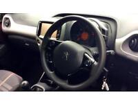2015 Peugeot 108 1.0 Active 5dr Manual Petrol Hatchback
