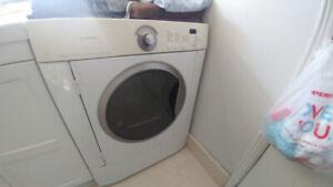 Frontloader Dryer for sale
