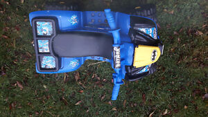 $60.00 fishers price power wheels batman quad London Ontario image 1