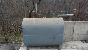Oil Tank For Furnace  (Outdoor Tank)