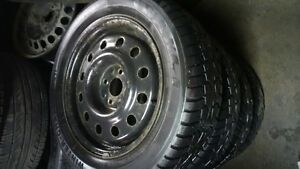 SNOW TIRES and rims AT BEST PRICES