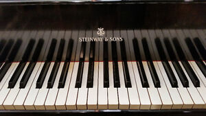 "Model ""L"" Steinway Grand Piano"