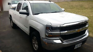 2016 Chevrolet Silverado Crew 4WD LT  REDUCED  $34900
