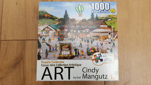 1000 to 500 peice puzzles