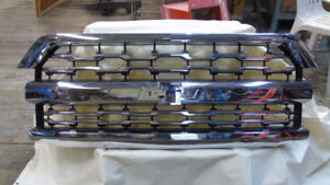 2016-2017 Chevy Grille