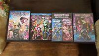 Monster High DVD's