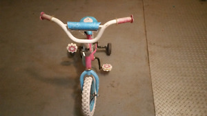"10"" bicycle for girl"