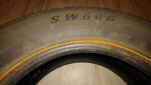 Winter snow tire 195/65R15   set of 4
