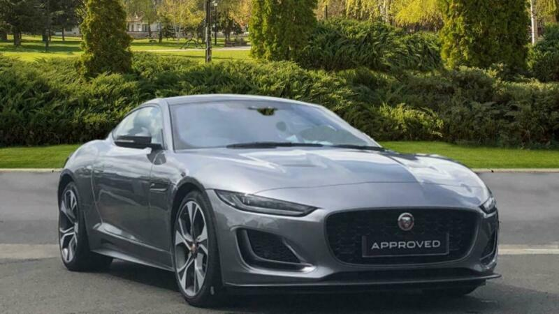 2020 Jaguar F-TYPE 2.0 P300 First Edition 2dr Automatic ...