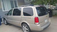 2007 Chevrolet Uplander Lt Minivan, Van