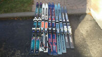 160 to 130 cms Children/Youth Downhill Skis
