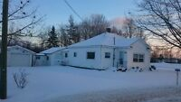 Cozy Two Bedroom House with Attached Garage,Lakeville Corner
