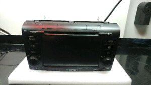 Android stereo head unit for Mazda3