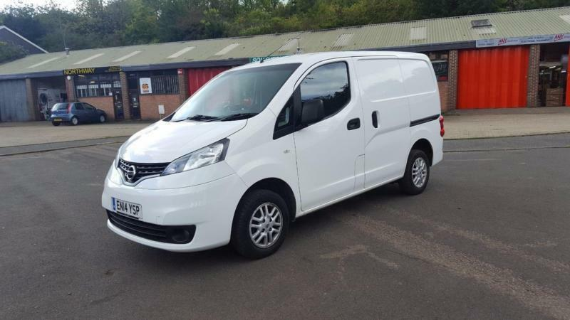 Nissan NV200 dCi Tekna DIESEL MANUAL 2014/14