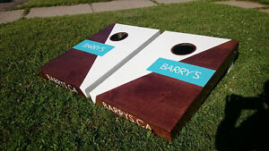 Beanbag Toss Game, Hand Crafted in Canada Cambridge Kitchener Area image 3