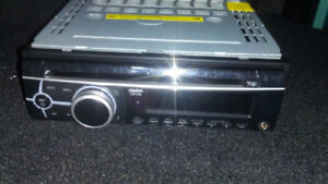 Clarion cz102 headunit. no box, sold as is