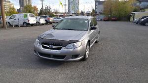 2008 Subaru Legacy Wagon - Rare 5 Speed, AWD only $7995