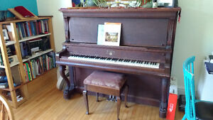 Gourlay antique piano