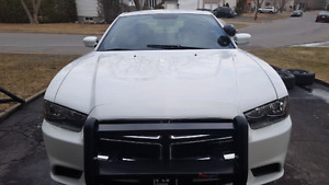 (POLICE PURSUIT) Dodge Charger - Police Pack